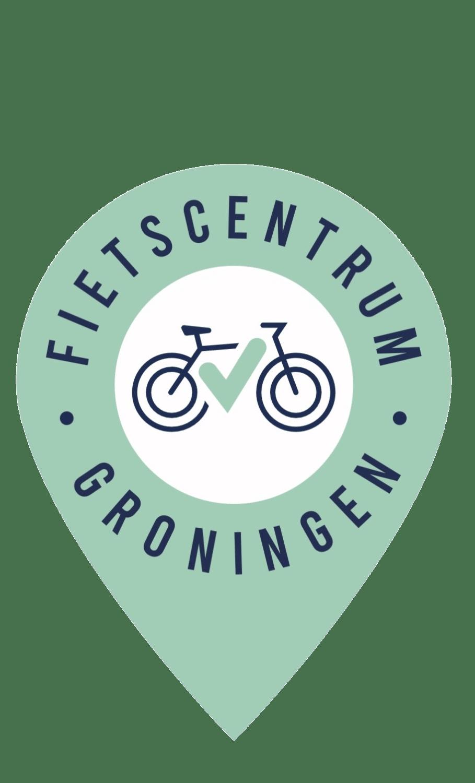 Logo fietscentrum langer Groningen