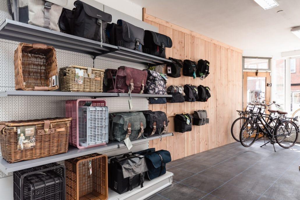 Fietscentrum Groningen fietswinkel e-bikes stadsfietsen kinderfietsen accessoires
