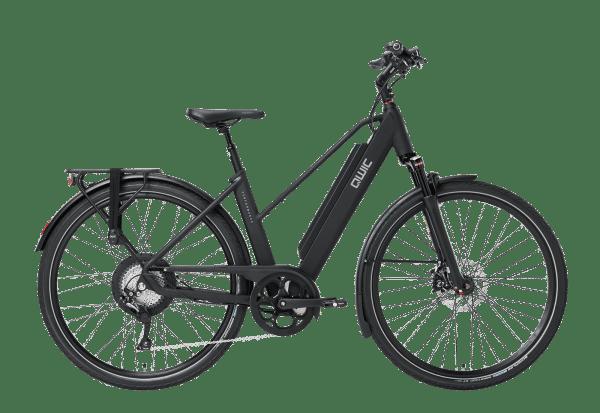 QWIC RD11 Speed Pedelec Fietscentrum Groningen 2019 Matte Black
