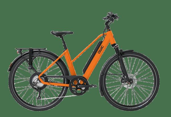 QWIC RD11 Speed Pedelec Fietscentrum Groningen 2019 Orange
